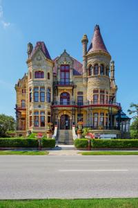 Galveston Bishops Palace historical home
